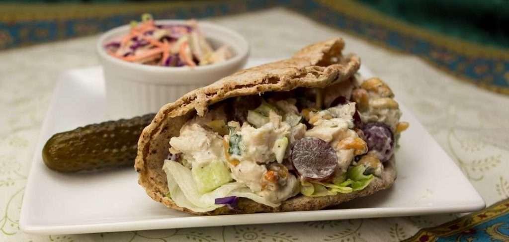 Marijuana Recipes - Cashew Chicken Salad or Sandwich