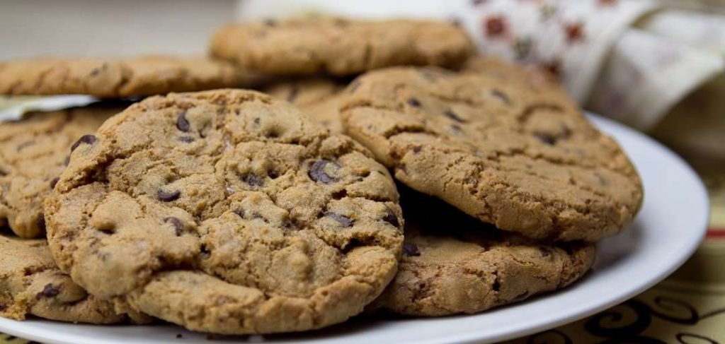 Marijuana Recipes - Toffee Chocolate Chip Cookies