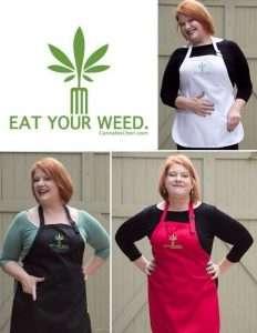 Cheri Sicat, The Cannabis Gourmet Cookbook