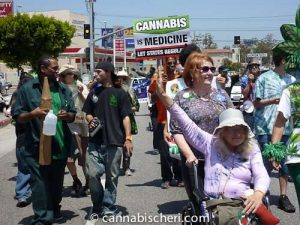 Worldwide Marijuana March, Los Angeles 5-5-12