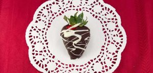 Marijuana Recipes - Chocolate Covered Strawberries made using kief or hash
