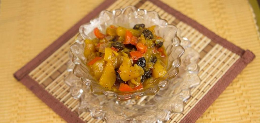Marijuana Recipes -- Medicated Mango Chutney