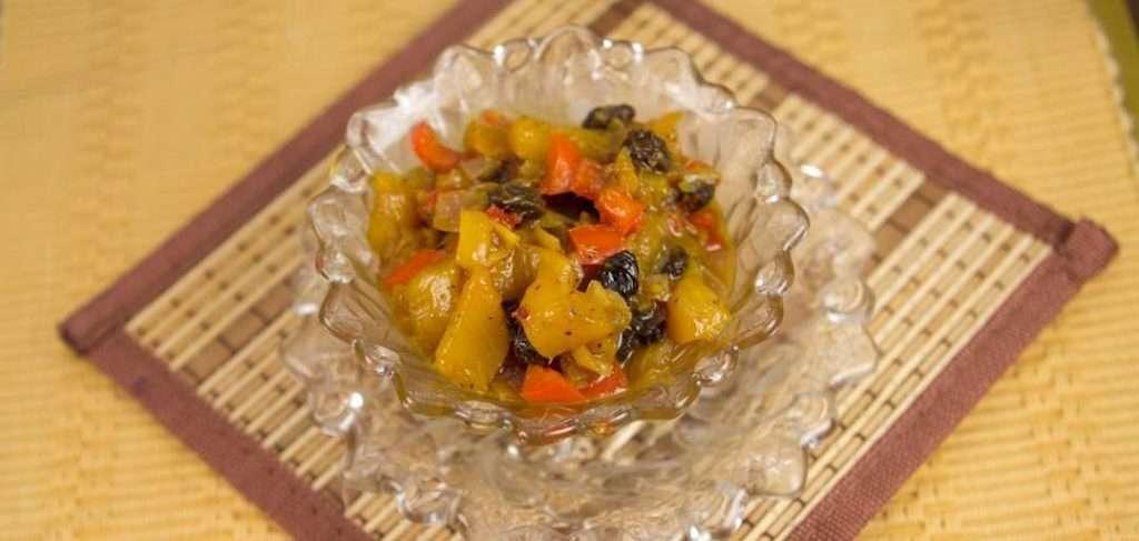 Marijuana Recipes -- Medicated Mango Chutney