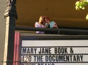 Amy Povah and Cheri Sicard