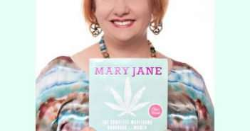 Cheri Sicard, author Mary Jane: The Complete Marijuana Handbook for Women