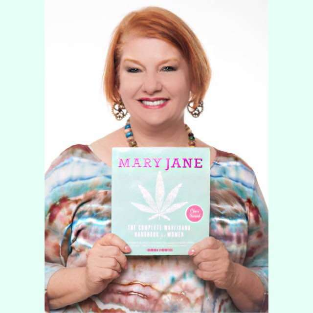 Cheri Sicard, author Mary Jane: The Complete Marijuana Handbook for Women