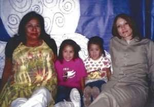 Marijuana Prisoners: Crystal Munoz serving 19 Years + for Pot with her mother and daughters.