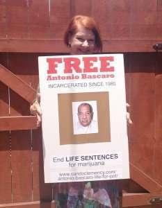 De-Facto Life for Pot: Octogenarian Antonio Bascaro is the Longest Serving Marijuana Prisoner in the US