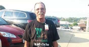 Former Life for Pot prisoner Jeff Mizanskey is now a free man.