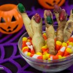 Halloween Marijuana Recipes - Creepy Finger Cookies