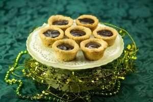 Marijuana Recipes - Chocolate Peanut Butter Cup Cookies
