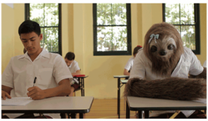 Stoner Sloth - the Latest Epic Anti-Marijuana Ad Fai