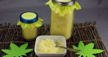 DIY: Make your own marijuana infused citrus bath salts