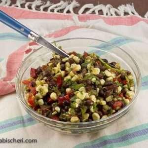 Marijuana Recipes - Corn and Black Bean Salad