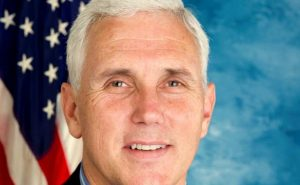 Mike Pence, Donald Drumpf's VP Pick