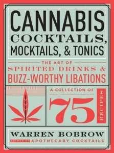 Cannabis Cocktails, Mocktails and Tonics