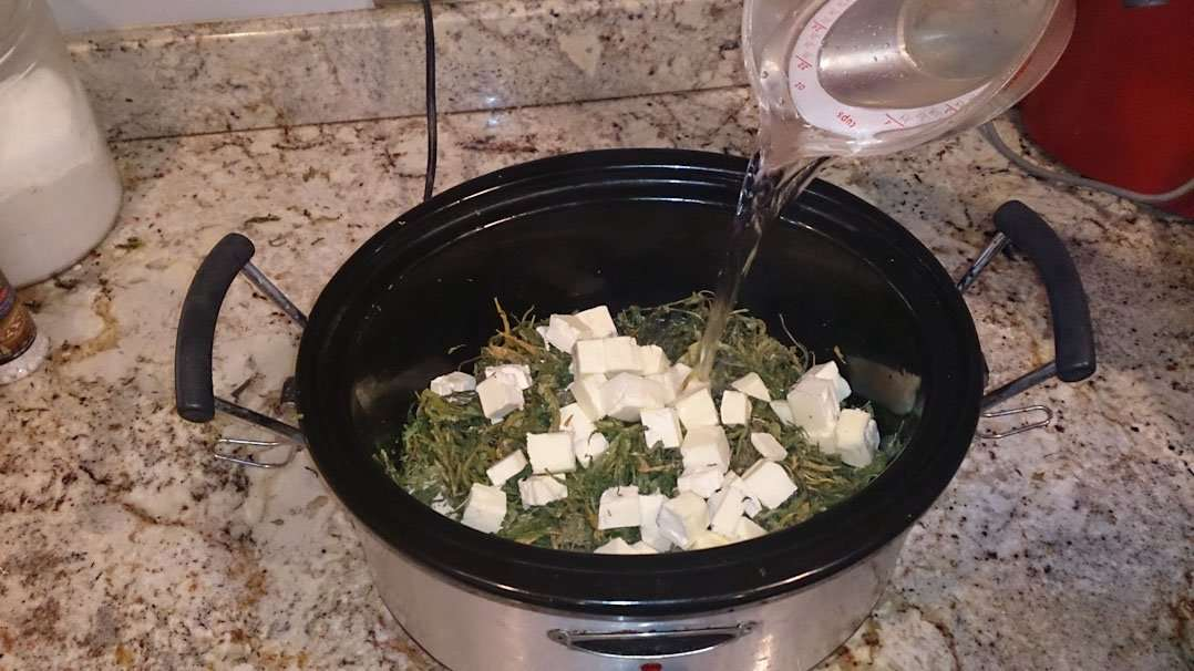 How to Make Marijuana Butter - Stovetop and Slow Cooker Methods