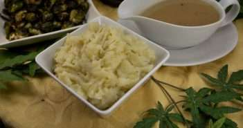 Marijuana Mashed Potatoes