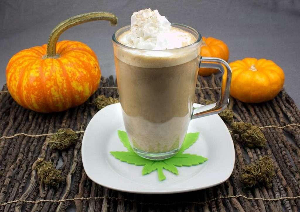 Marijuana Pumpkin Spice Latte Recipe