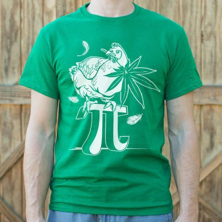 Chicken POT Pie Shirt, Cannabis Gifts