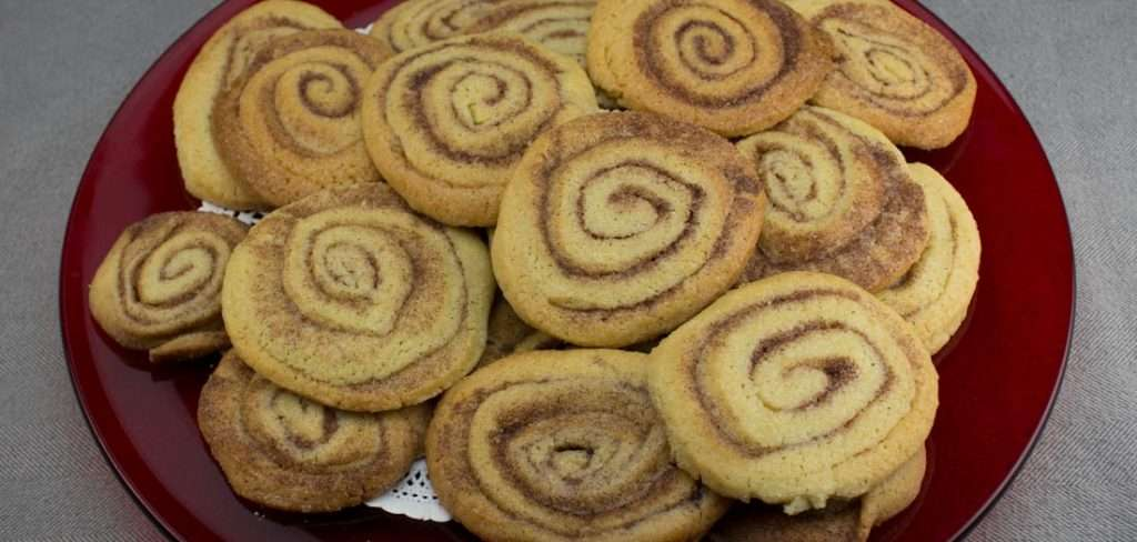 Marijuana Recipes -- Cinnamon Roll Cookies