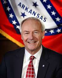 Arkansas Governor Asa Hutchinson