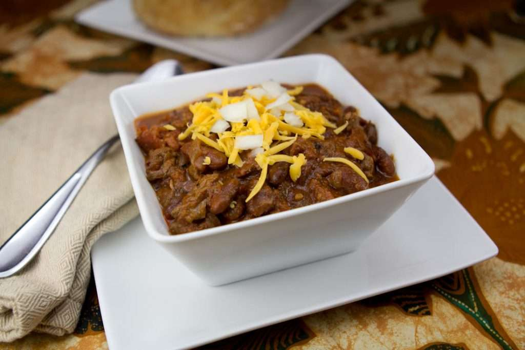 Beef and Beach Chili - Marijuana Recipes