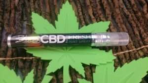 Bhang CBD Breath Spray the perfect antidote to a marijuana overdose