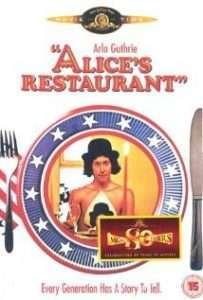 Alice's Restaurant, Marijuana movies