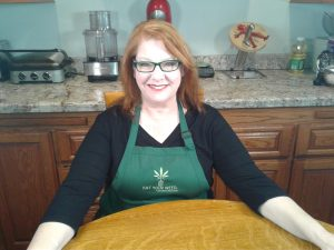 Cheri Sicard's new online Marijuana Cooking course teaches home cooks everything they need to know to make great tasting, perfectly dosed edibles every time.