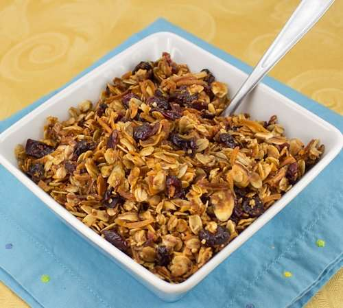 Marijuana Recipes Hempy Marijuana Granola