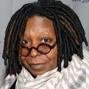 Whoopi Goldberg Loves Her Vape Pen