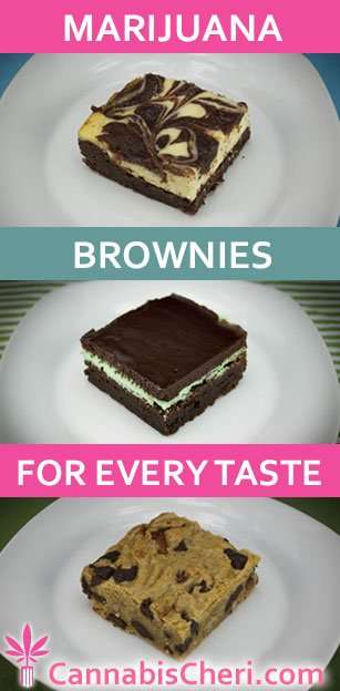 marijuana brownies for every taste