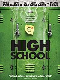 High School, marijuana brownies in movies