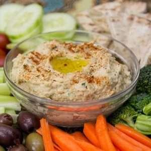 Cannabis Hummus, easy to make recipe