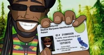 Marijuana Music: Medical Marijuana Card, Macka B