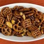 Marijuana Snack Recipes - Sweet and Spicy Nutty Snack Mix