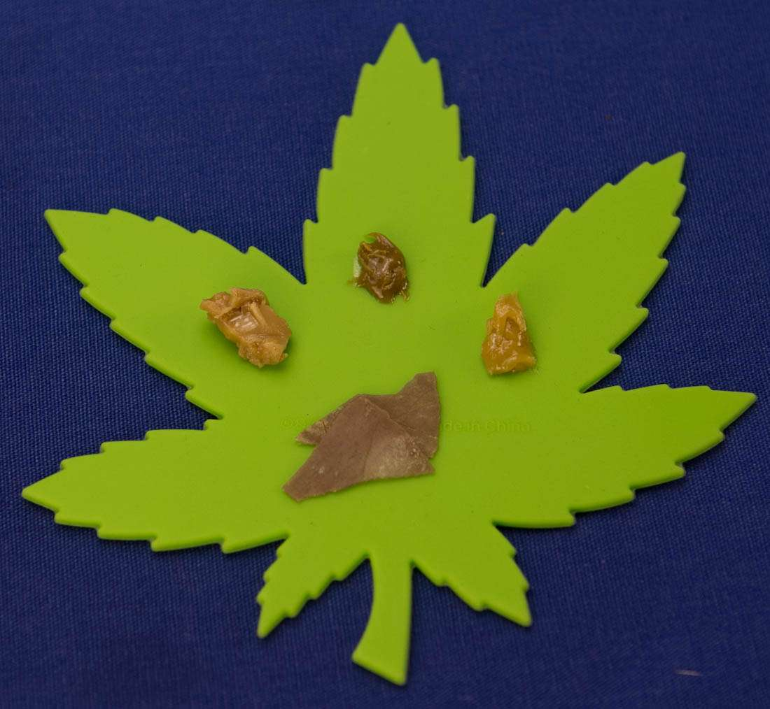hashish and the art of political negotiation