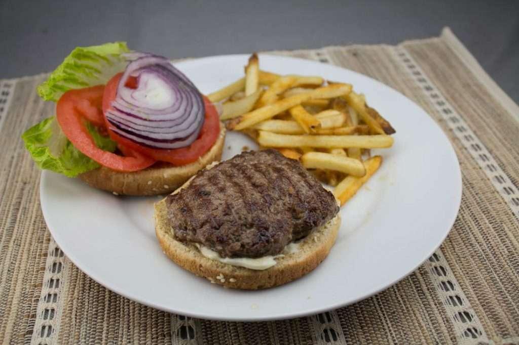 marijuana hamburgers