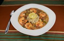 Marijuana Recipes - Sativa Shrimp Creole
