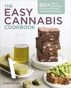 The Easy Cannabis Cookbook by Cheri Sicard - Cannabis TIncture