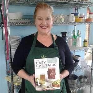 The Easy Cannabis Cookbook, Cheri Sicard