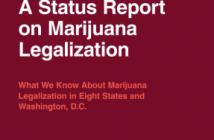 Marijuana Legalization, Drug Policy Alliance Study