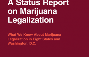 Marijuana Legalization, Drug Policy Alliance Study