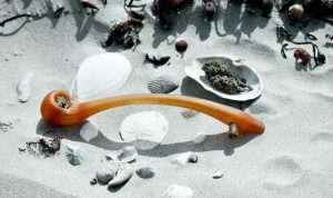 Cannabis Pieps -- Chameleon Glass Woody Gandalf