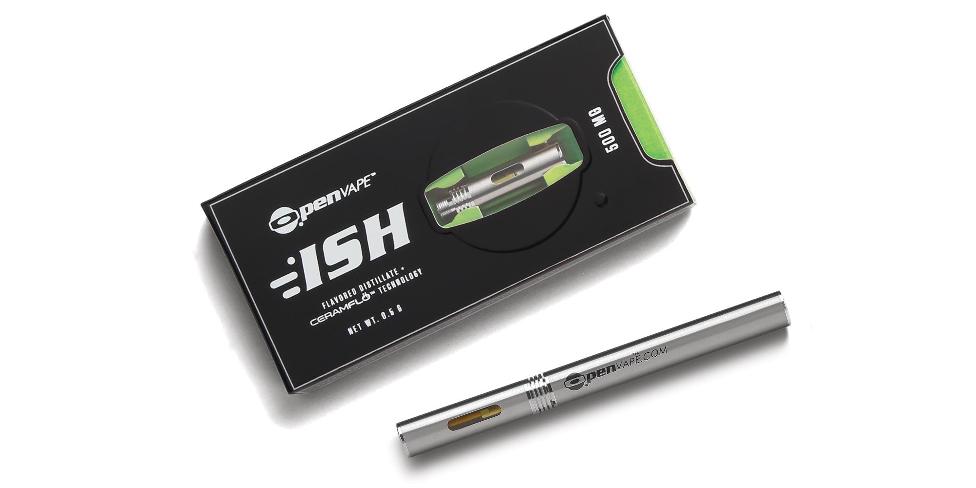 Ish O-Pen Vape Pens