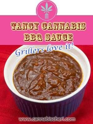 Marijuana Barbecue Sauce Recipe