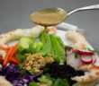 Healthy Marijuana Recipes - Thai Style Macrobiotic Bowl with Peanut Sauce