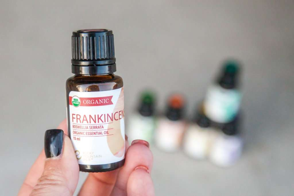 Organic Frankincense Essential Oil from Rocky Mountain Oils