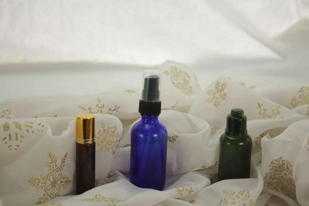 EASY DIY Marijuana and Frankincense Massage Oil